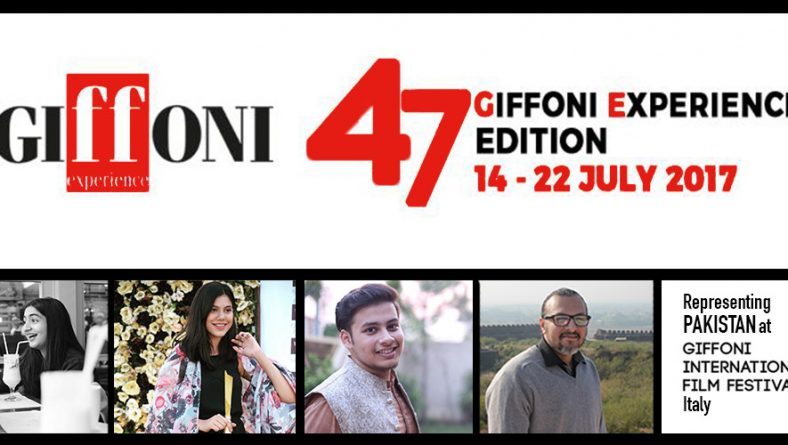 Young Jury from Pakistan Goes to Italy