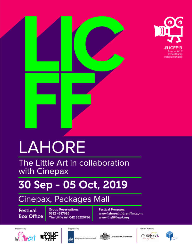 LICFF 19 Poster