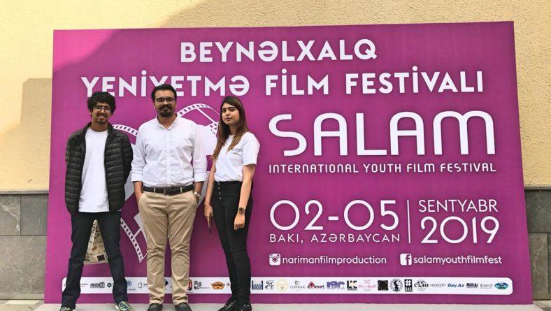 Young Jury from Pakistan Goes to Azerbaijan