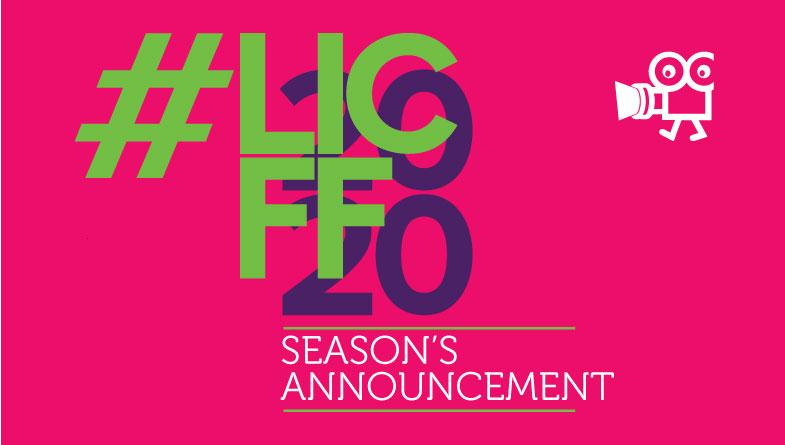 Season's Announcement – 12th LICFF